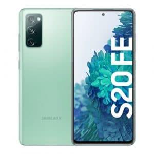 Samsung Galaxy S20 FE Grün Thumbnail