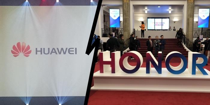 Huawei verkauft Honor