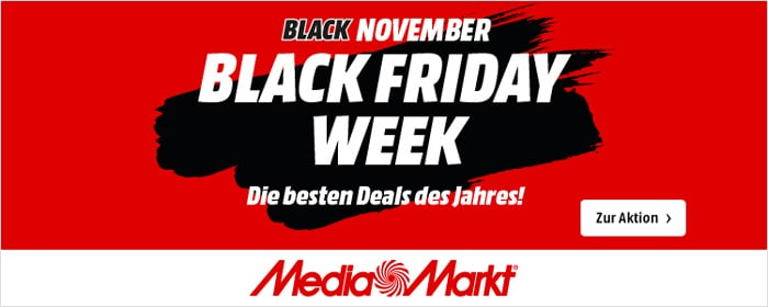 MediaMarkt Black November, Black Friday Week