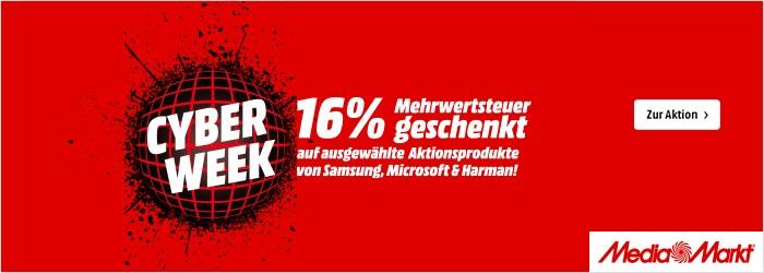 MediaMarkt Cyber Week 2020