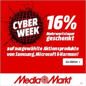 MediaMarkt Cyber Week 2020 Thumbnail
