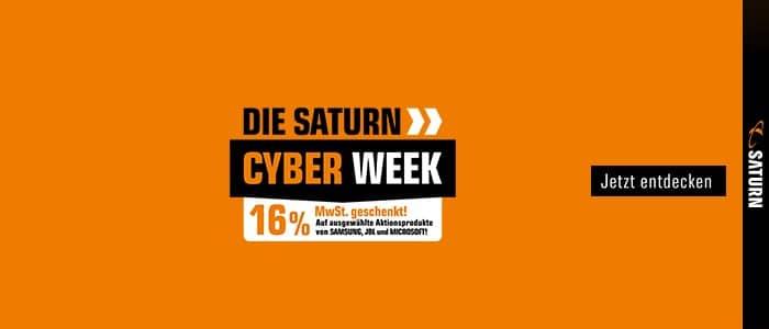 Saturn Cyber Week 2020