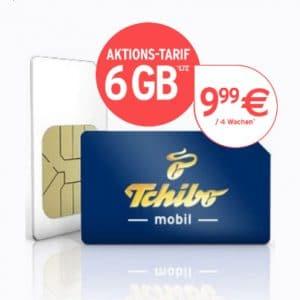 Tchibo mobil Aktion