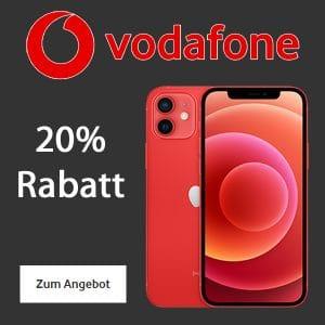 Vodafone Red Tarife mit iPhone 12, mini, Pro und Pro Max