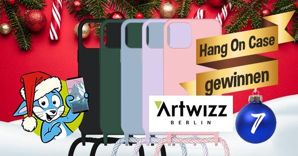 Handyhase Adventskalender Türchen 7: Gewinne eines von 4x Artwizz HangOn Case Silicone im Gesamtwert von 150 €