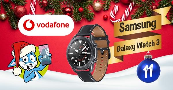Handyhase Adventskalender Türchen 11: Gewinne eine Samsung Galaxy Watch 3 im Wert von 300 €