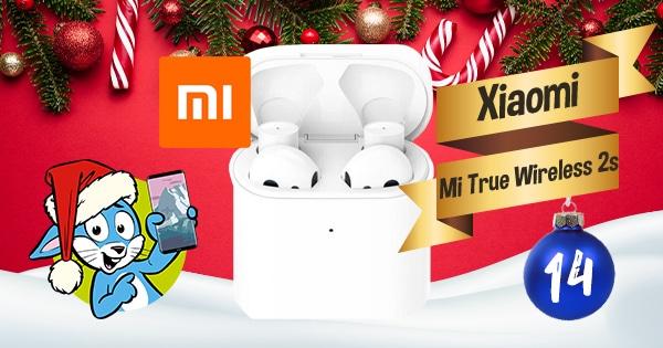 Handyhase Adventskalender Türchen 14: Gewinne die Xiaomi Mi True Wireless Earphones 2s im Wert von 100 €
