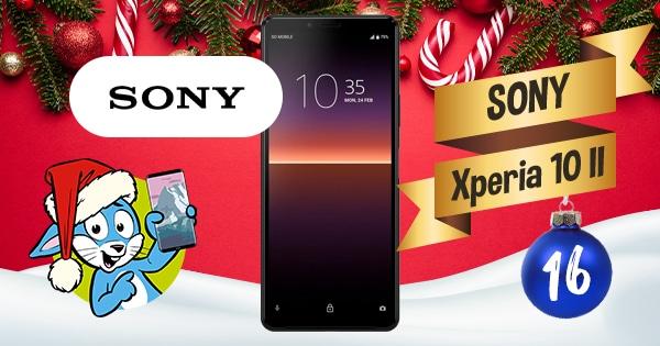 Handyhase Adventskalender Türchen 16: Gewinne ein Sony Xperia 10 II im Wert von 330 €