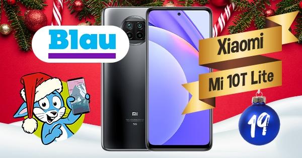Handyhase Adventskalender Türchen 19: Gewinne ein Xiaomi Mi 10T Lite 128 GB im Wert von 350 €