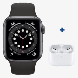 Apple Watch Series 6 + Apple AirPods Pro bei Preisboerse24