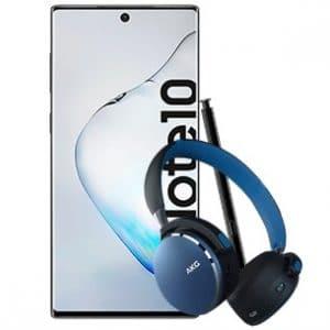 Samsung Galaxy Note 10 mit AKG Headset