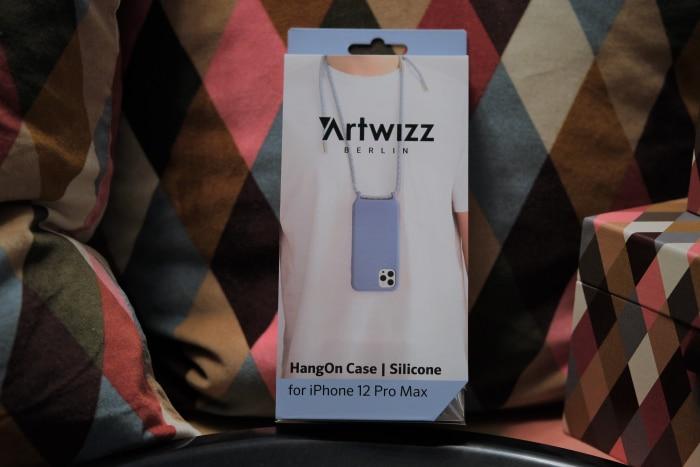 Artwizz HangOn Case - Schachtel im Test