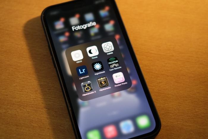 Foto-Apps für iOS und Android