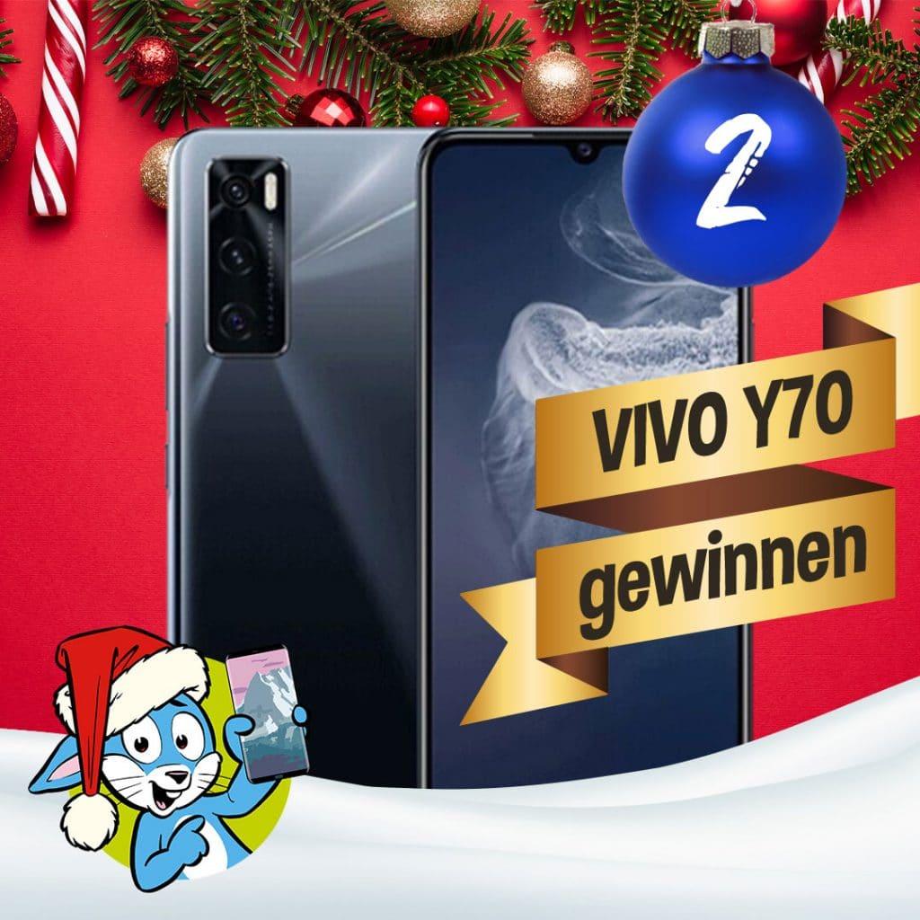 vivo Y70 gewinnen