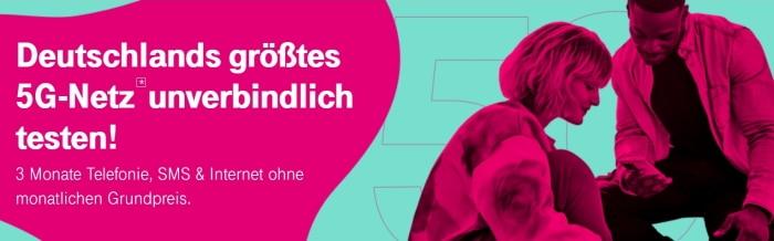 Telekom MagentaMobil Try&Buy kostenlos testen