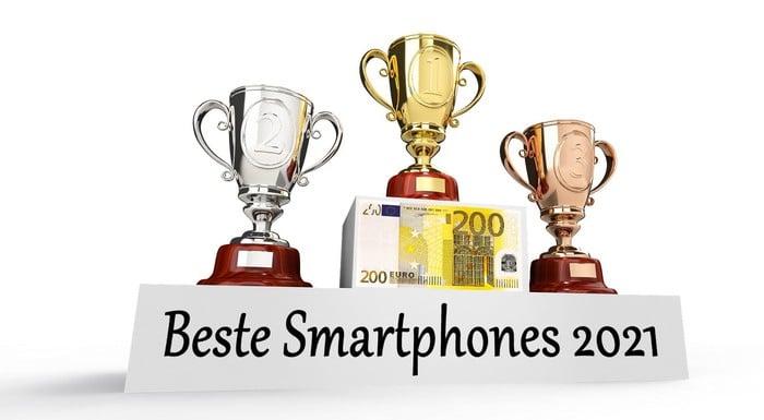 Smartphones unter 200 Euro, 2021