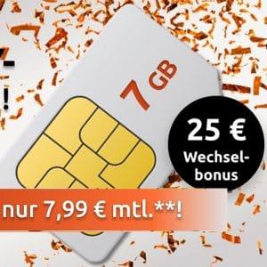crash Allnet Flat mit 7 GB LTE im Vodafone-Netz bei LogiTel Thumbnail