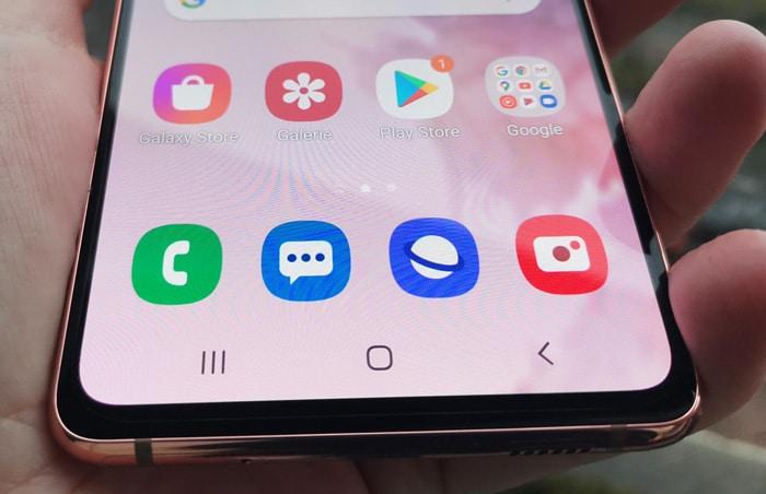 Samsung Galaxy S20 FE Test und Daten: Highend-Smartphone mit Her(t)z, nicht nur für Fans