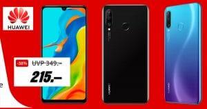 MediaMarkt mit Aktion: Huawei P30 Lite New Edition 256 GB für 215 € - Tiefstpreis & Google-Dienste vorhanden!