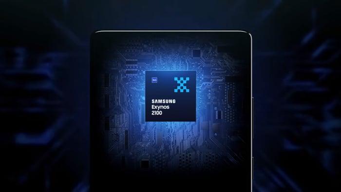 Samsung Exynos 2100 im Galaxy S21 Plus Test