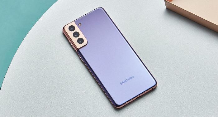 Samsung Galaxy S21 Plus Test