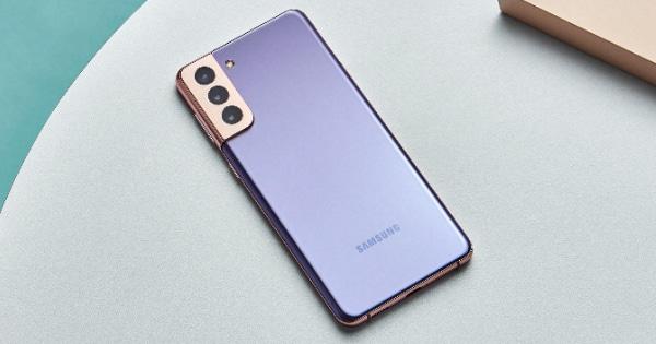 Samsung Galaxy S21+ Magazin-Teaser