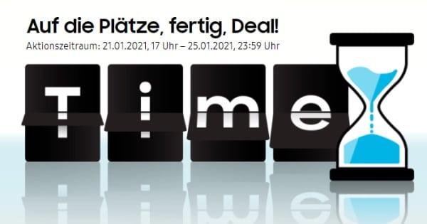 Samsung Flash Sale Januar 2021 Thumbnail