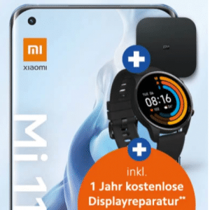 Xiaomi Mi 11 mit Xiaomi Mi Watch & Xiaomi Mi Box S Thumbnail