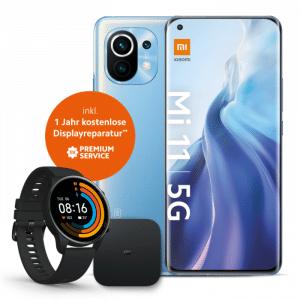 Xiaomi Mi 11 Vorbesteller-Aktion mit Xiaomi Mi Watch und Xiaomi Mi Box S Thumbnail
