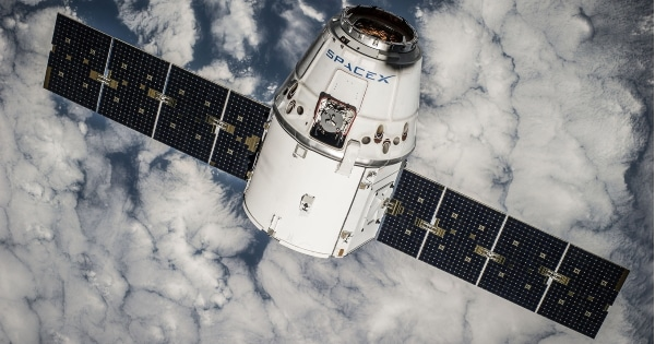 SpaceX Satellit Starlink