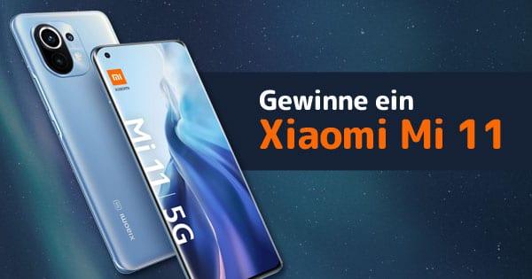 Xiaomi Mi 11 Gewinnspiel - Saturn