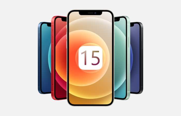 Apple iOS 15 - Artikelbild