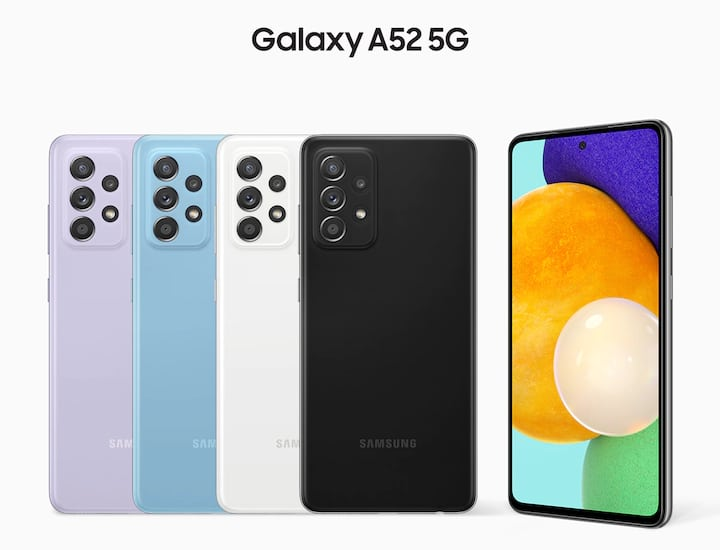 Samsung Galaxy A52 im Vergleich