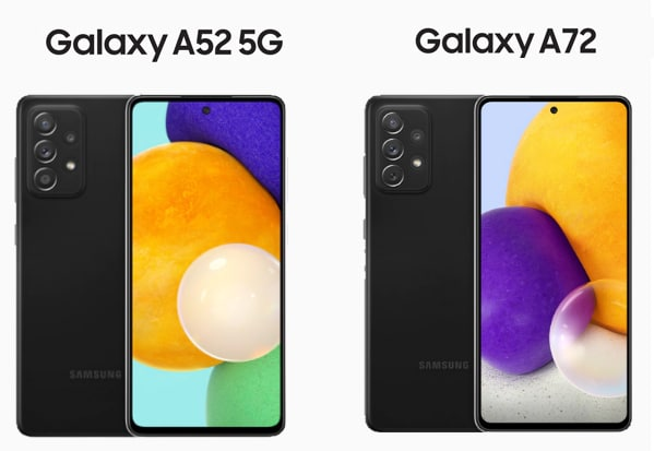 galaxy-a72-vs-galaxy-a52