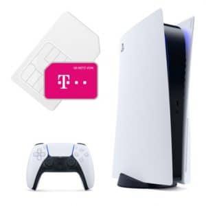 mobilcom-debitel green LTE (Telekom-Netz) + Sony PlayStation 5 Disk Edition Thumbnail