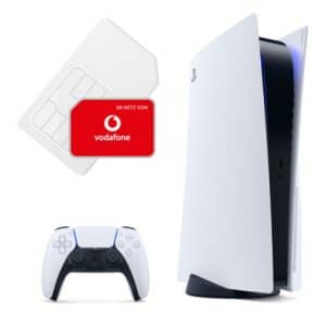 mobilcom-debitel green LTE (Vodafone-Netz) + Sony PlayStation 5 Disk Edition Thumbnail