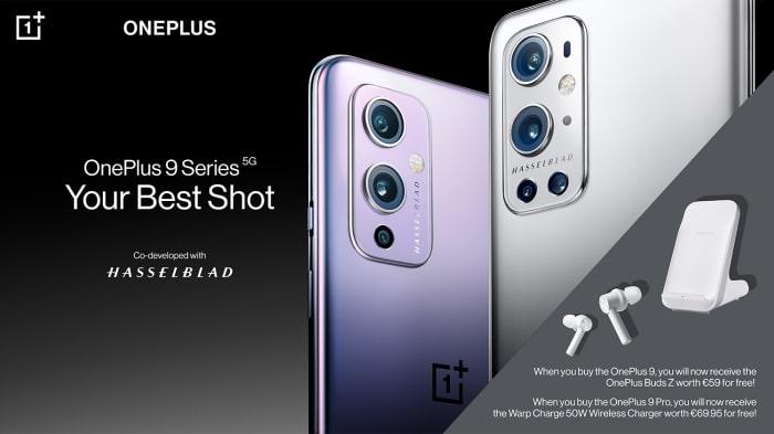 OnePlus 9 Serie - Vorbestelleraktion