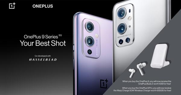 OnePlus 9 Serie - Vorbestelleraktion - Teaser