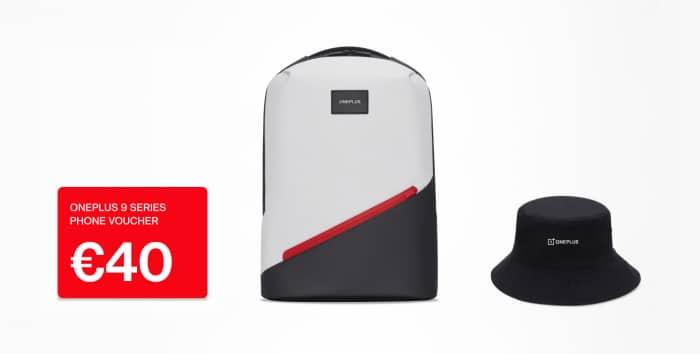 Aktion: OnePlus 9 Series Gift Bundle mit 40 € Gutschein