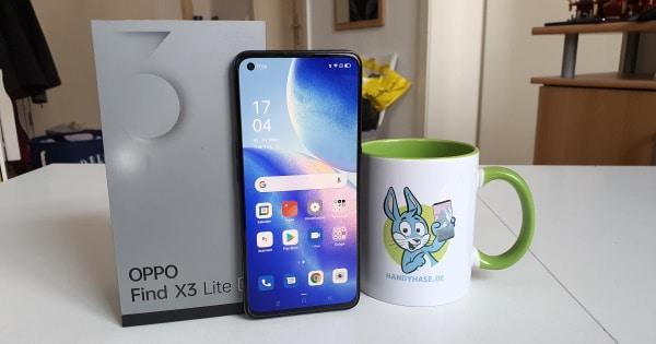 Oppo Find X3 Lite 5G Test Thumbnail