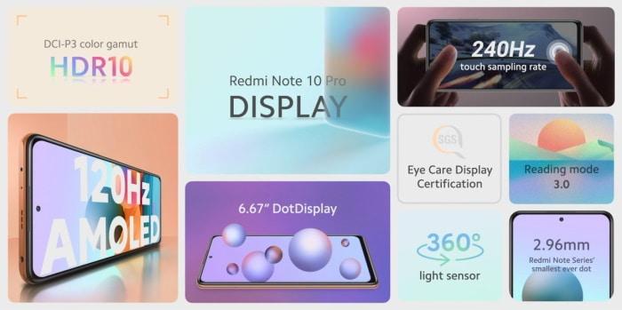 Xiaomi Redmi Note 10 Pro Test Vorschau