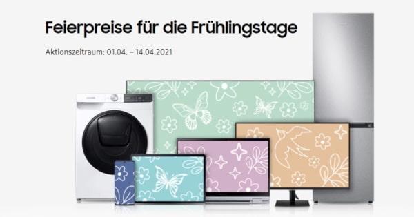 Samsung Frühlingstage 2021