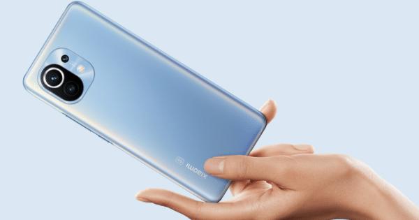 Xiaomi Mi 11 Test Teaser