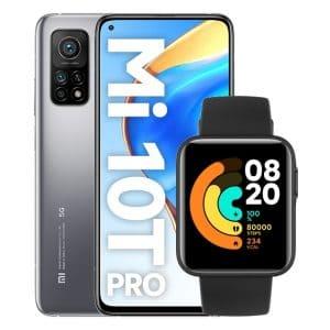 Xiaomi Mi 10T Pro + Xiaomi Mi Watch Lite Thumbnail