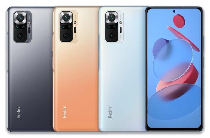 Xiaomi Redmi Note 10 Pro mit Vertrag, Vergleich, Tarife, Vodafone, Telekom, o2