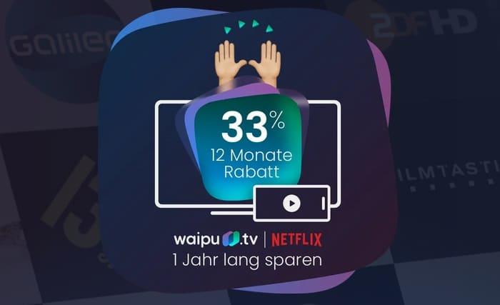 Hoch die Hände Wochenende 33 Prozent Aktion
