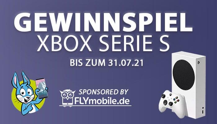 Handyhase-Gewinnspiel im Juli: Jetzt mitmachen & eine Xbox Series S 512 GB im Wert von 290 € gewinnen!