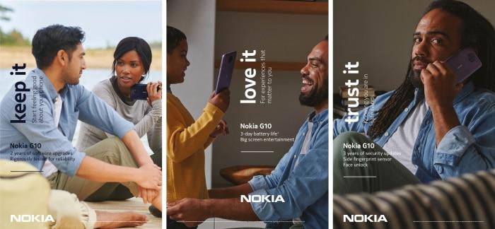 Nokia G10 mit Vertrag