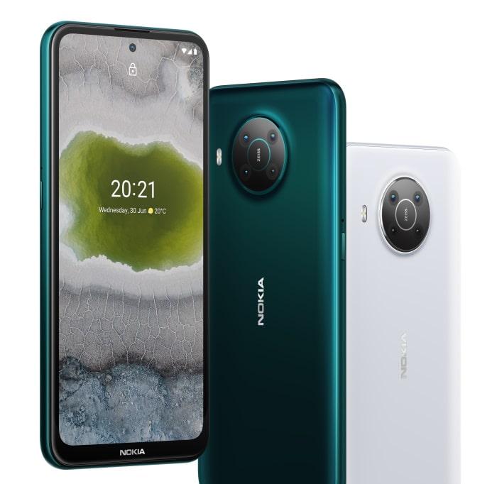 Nokia X10 mit Vertrag im Vergleich