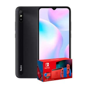 Redmi 9At Nintendo Switch Flymobile
